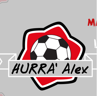 Hurrà Alex