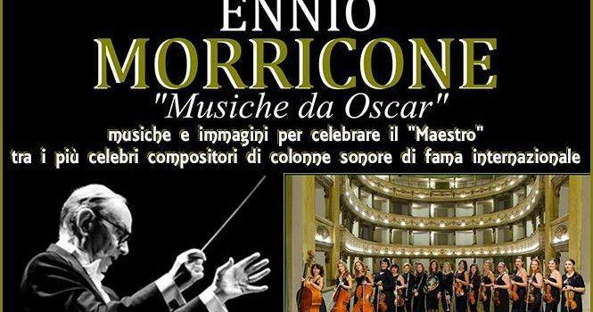 Capodanno a Teatro con l'omaggio a Ennio Morricone