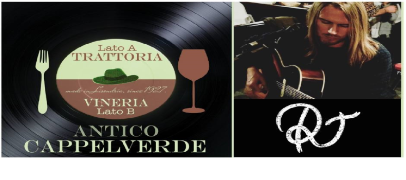 """Andrea Van Cleef"" acoustic solo live al Cappelverde B-side"