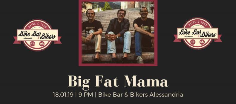 """""""Big Fat Mama"""" live at Bike Bar & Bikers"""