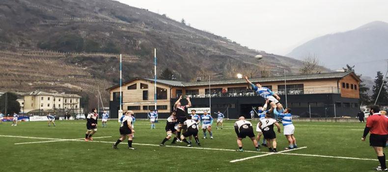 Una partita combattuta per il Monferrato Rugby