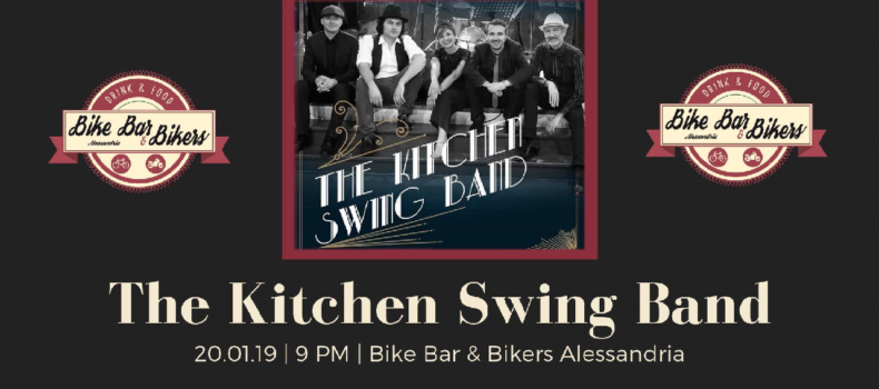"""The Kitchen Swing Band"" at Bike Bar & Bikers"