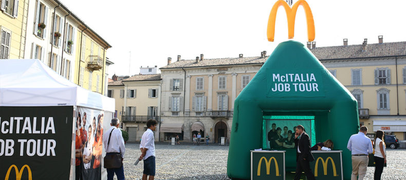 McDonald's apre ed assume ad Acqui Terme