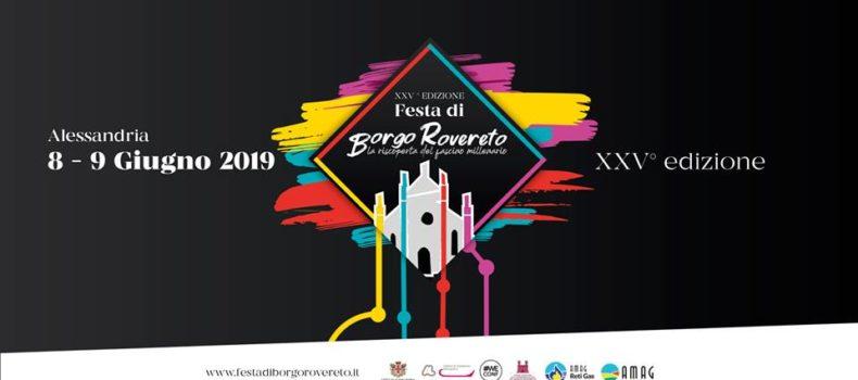 Festa di Borgo Rovereto – 8-9 Giugno la XXV° Edizione