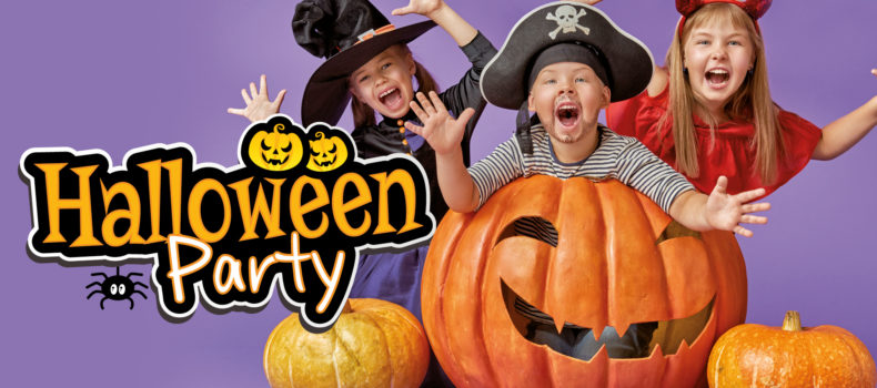 Sabato Halloween Party al Retail Park
