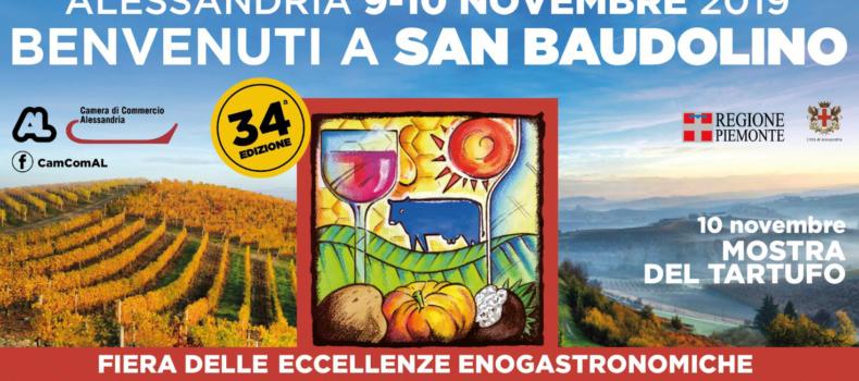 Fiera di San Baudolino: il programma del 9 e 10