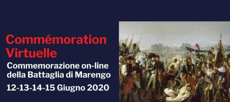 Commemorazione virtuale di Marengo nel 220°anniversario