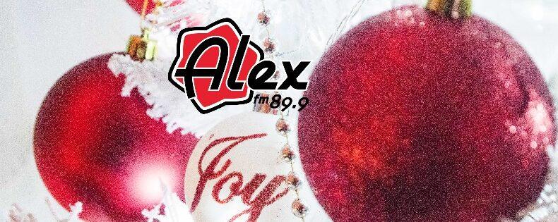 Il Palinsesto delle Feste su Alex 89.9: curiosità delle feste, la playlist natalizia, gli auguri delle personalità …