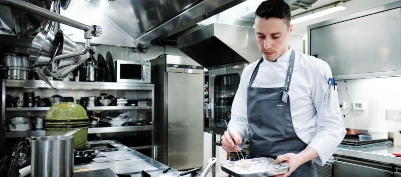 Marco Molaro, Chef Ristorante I Due Buoi - Via Cavour 32 Alessandria