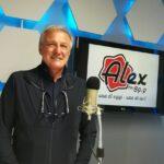 Gilberto Preda a Radio Alex 89.9