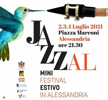 Jazzal apre gli eventi estivi organizzati dal Comune di Alessandria