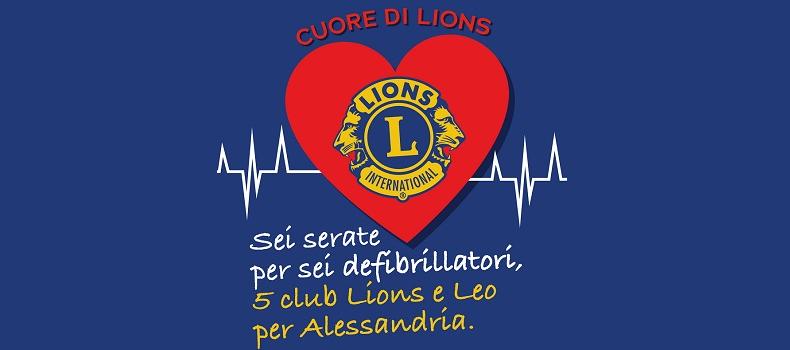 """Oggi con Il Paladino, Dr. Seller e la Pasticceria Zoccola, il 1° appuntamento di """"Cuore di Lions"""""""